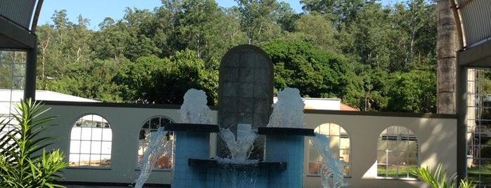 Fontanario Águas De São Pedro is one of Locais curtidos por Anderson.