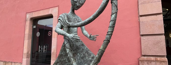Museo Leonora Carrington is one of SLP.