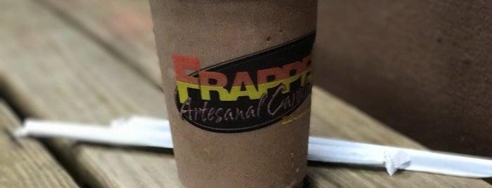 Frappe Artesanal is one of Locais curtidos por Paul.