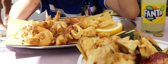 Pesce Fritto e Baccalà is one of MyLynda 님이 저장한 장소.