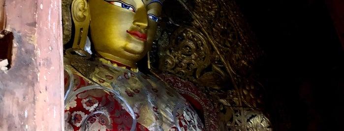 Sera Monastery is one of My fav.