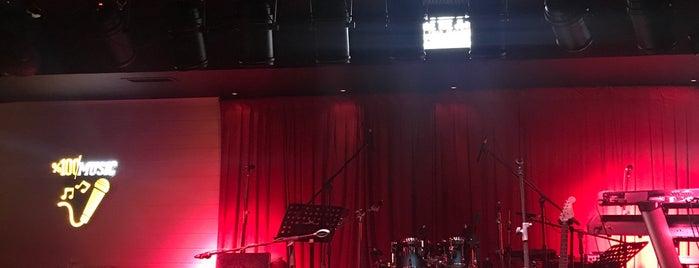 ARK Music&Gigs is one of Merve: сохраненные места.