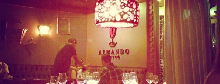 Armando Bistrô is one of Restaurantes ChefsClub: Fortaleza.