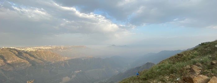 مطل جبل نهران is one of ابها البهيه.