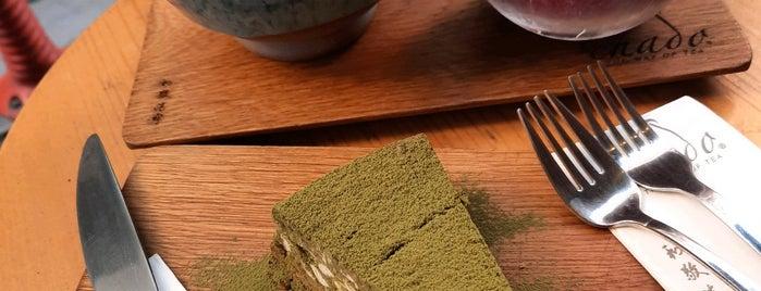 Chado - The Way Of Tea - Cihangir is one of Ceren 님이 저장한 장소.