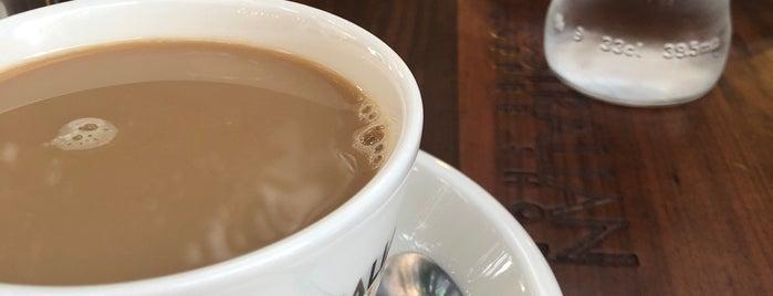 San Marco's Caffe Shop is one of Posti che sono piaciuti a Barış.