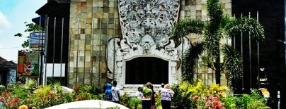 The Bali Bombing Memorial (Ground Zero Monument) is one of DENPASAR - BALI.