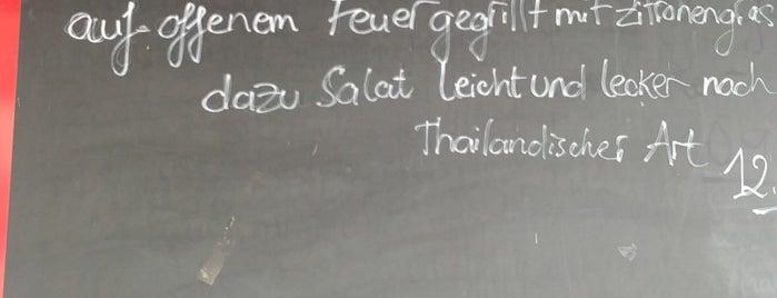 Thai Food Sawaddie is one of Berlin.
