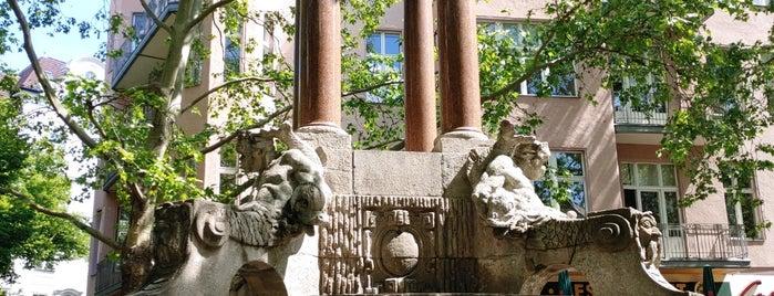 St. Georg Brunnen is one of Berlin Best: Sights.