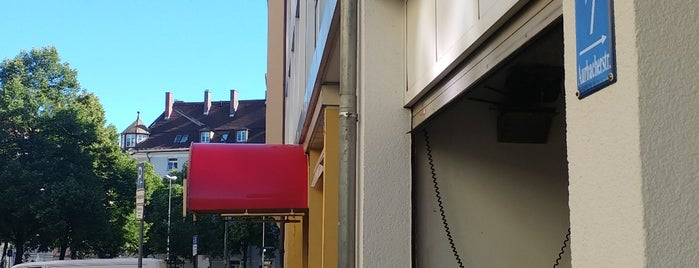 Hotel Aurbacher is one of monaco.