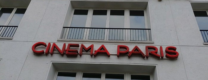 Cinéma Paris is one of Berlin.