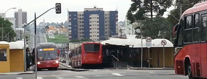 Terminal Boa Vista is one of Rua.