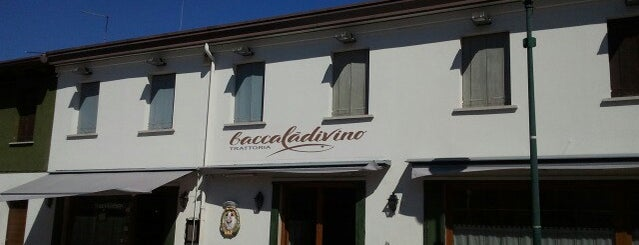 Baccalà Divino Mestre is one of Top picks for Italian Restaurants.