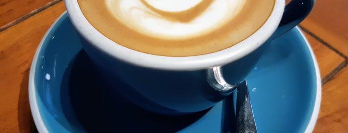 Calibrate Coffee is one of Jocelyn : понравившиеся места.