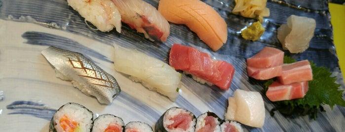 Sushi Masa is one of Top Jakarta Restaurants.
