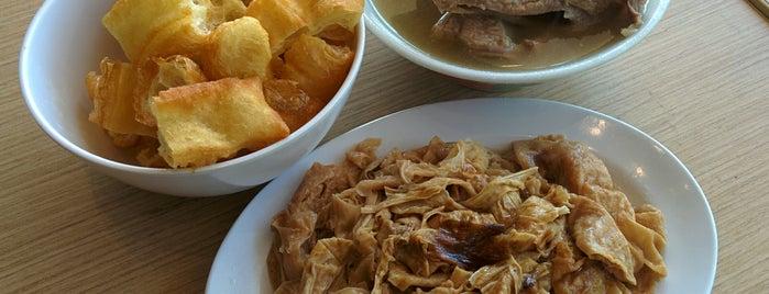 SONG FA bak kut teh 肉骨苶 is one of Top Jakarta Restaurants.