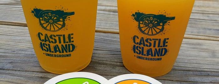 Castle Island at Constitution Wharf is one of Posti che sono piaciuti a Jessica.