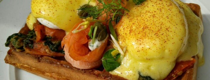 Le Quartier is one of Top Eggs Benedict in Jakarta.