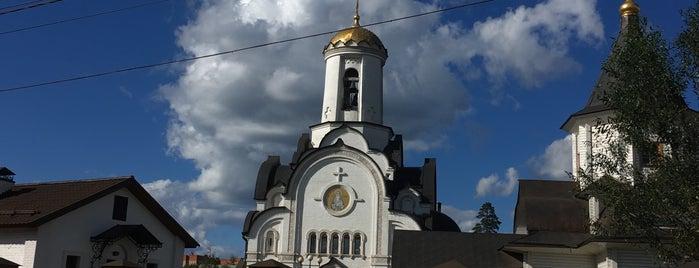 Елизаветинская Церковь is one of Aleksandr : понравившиеся места.