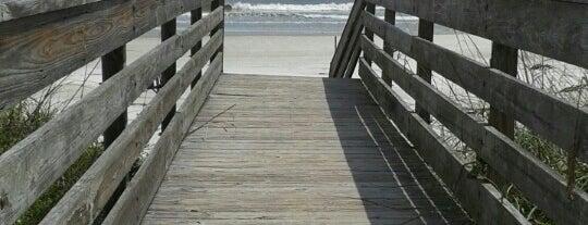 St Augustine Beach is one of MUNDO: AMÉRICA.