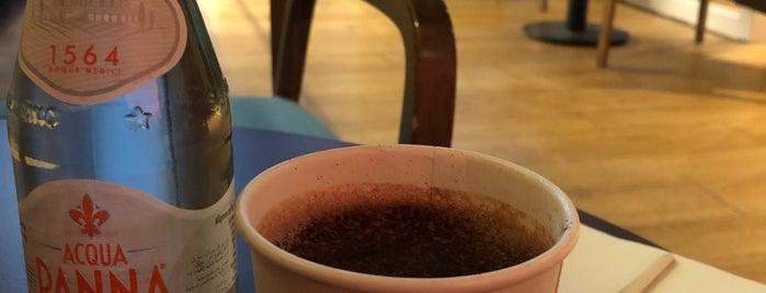 illy Caffè is one of KSA.