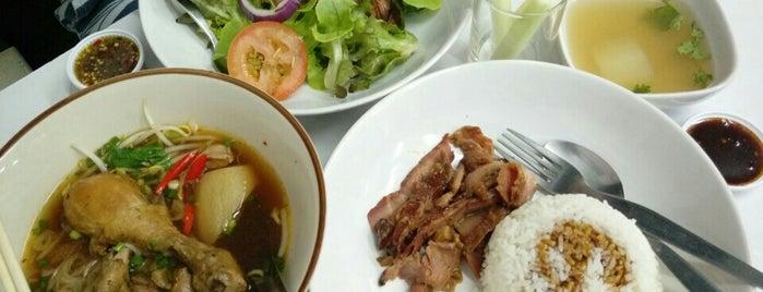 ถูกปาก ก๋วยเตี๋ยวไก่มะระ is one of Phuket.