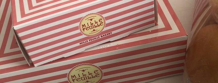 Mille Feuille Bakery is one of Gespeicherte Orte von Rabih.