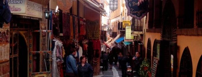 Tetería Nazarí is one of Sitios de comercio y bebercio poco conocidos.
