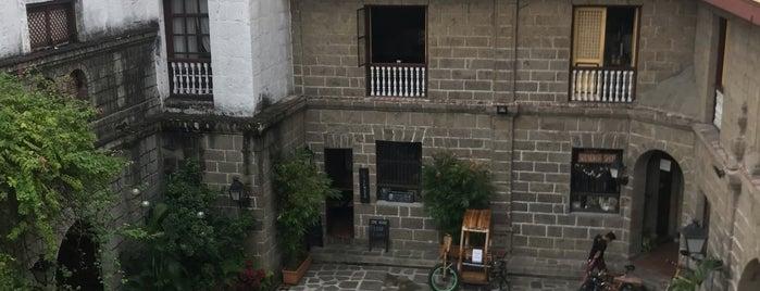 Casa Manila is one of Locais curtidos por Khai.