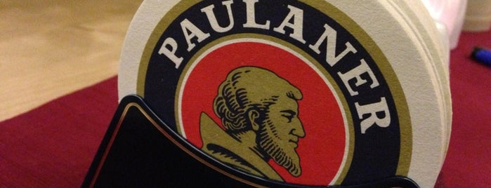 Paulaner Brauhaus is one of Пабы.