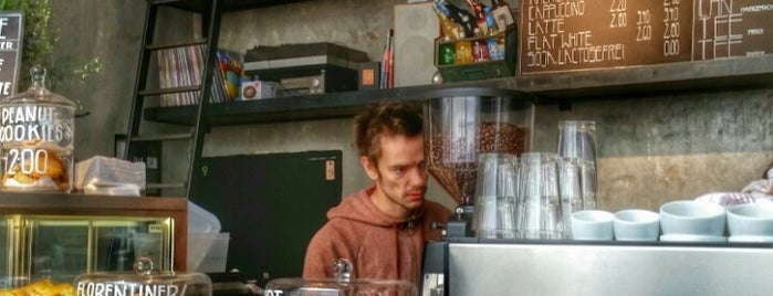 Kaffee 9 is one of Independent Coffee Places in Berlin.