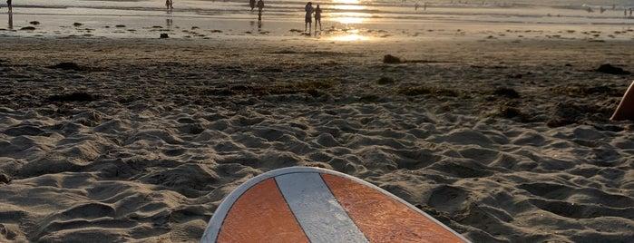 Pacific Beach is one of Tempat yang Disukai Dan.