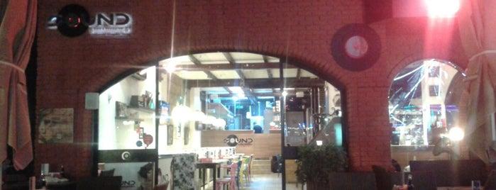 Sound Cafe&Restaurant is one of Lugares favoritos de Necati.