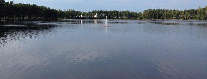 Siltakylä / Broby is one of Lugares favoritos de Maria.
