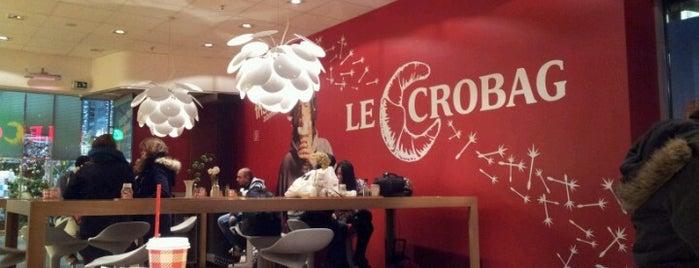 Le Crobag is one of Tempat yang Disukai Amit.