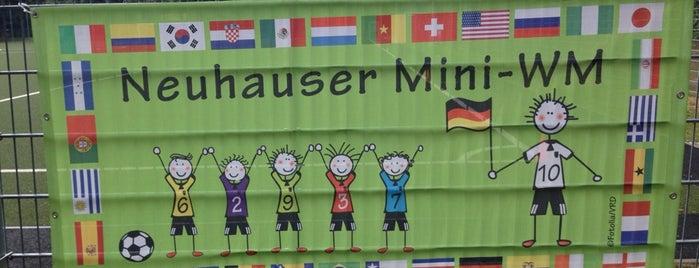 SC Amicitia München is one of Orte, die Timo gefallen.