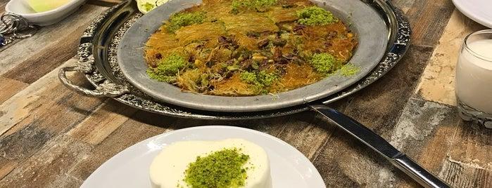 Aşiyan Künefe is one of turkiye.