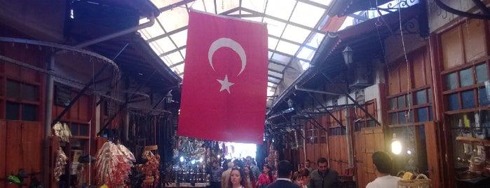 Eskici Çarşısı is one of Tempat yang Disimpan melis.