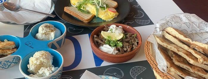 Traditional breakfast in Riyadh 🍳