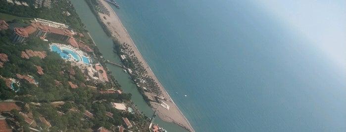 Kaputas plaji is one of Plaj-Antalya.