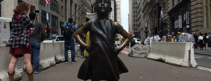 Fearless Girl is one of Sofia'nın Beğendiği Mekanlar.