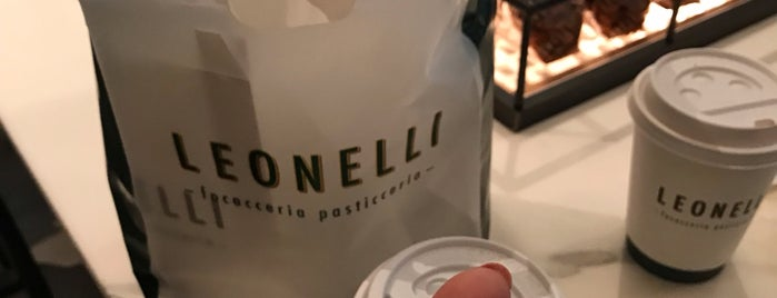 Leonelli Focacceria E Pasticceria is one of New: NYC 🆕.