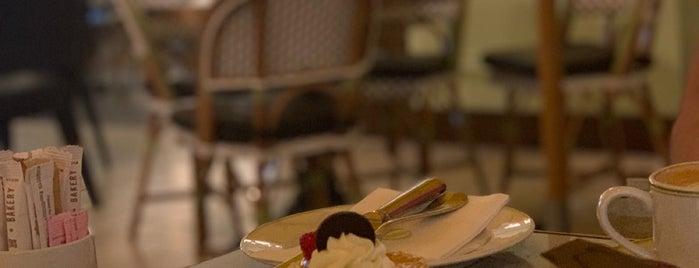 Bouchon Bakery is one of Kuwait الكويت.