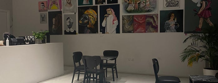 The Art Cafe is one of Anfal.R 님이 좋아한 장소.