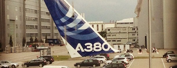 Airbus Operations is one of 4sq365de (1/2).