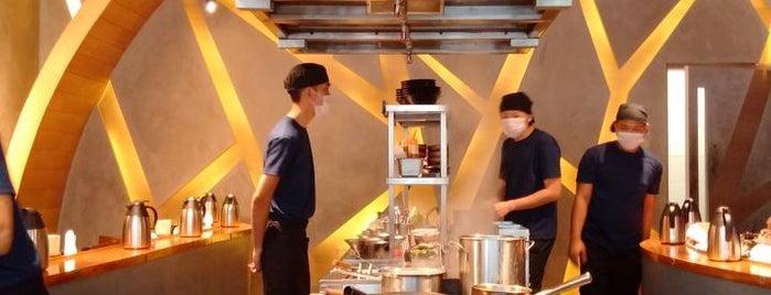 Mendokoro Ramenba is one of Makati Food Guide.