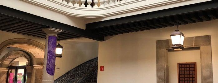Hotel Casino Morelia is one of Ricardo : понравившиеся места.