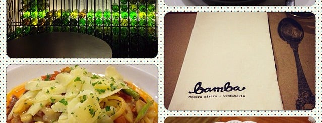 Bamba Bistro is one of A list.