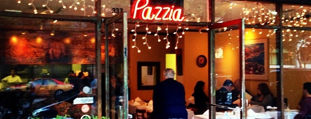 Pazzia Caffe & Trattoria is one of The Pizza List.
