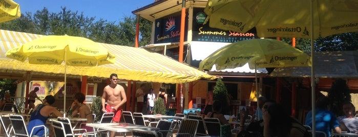 Summer Station is one of สถานที่ที่ Veronika ถูกใจ.